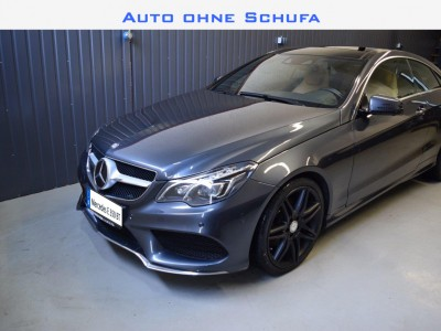 Mercedes-Benz - E 350 BT Coupé AMG Sport Plus Paket EURO6