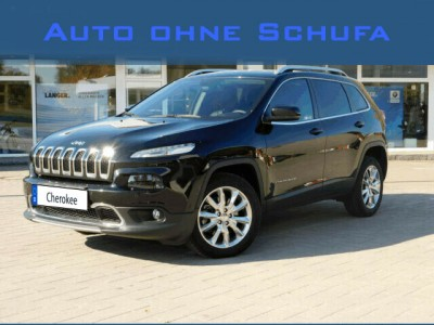 Jeep - Cherokee Limited 2,0 Multijet D Euro6