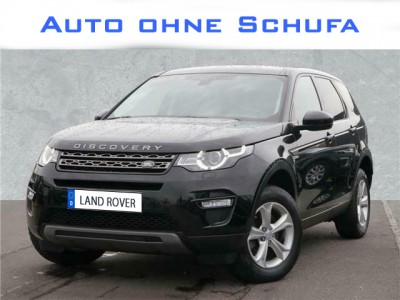 Land Rover - Discovery Sport SE Diesel Euro6, Automatik