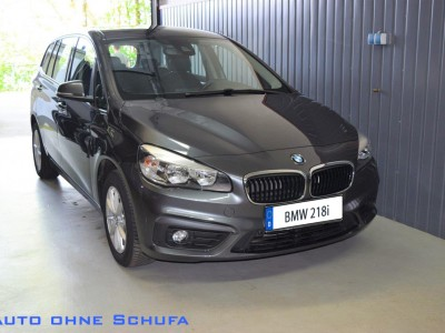 BMW - 218i Grand Tourer Advantage Automatik