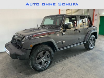 JEEP - Wrangler 3,6 V6 Rubicon Unlimited Allrad Hardtop